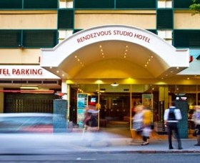 Rendezvous Studio Hotel Brisbane On George - Stayed