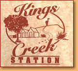 Kings Creek Station - Stayed