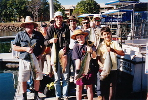Sea Master Fishing Charters - Stayed