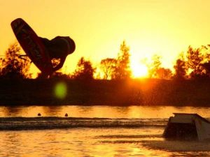 Bonney's WA Water Ski Park - Stayed