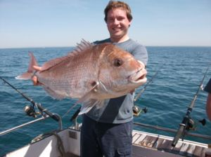 Melbourne Fishing Charters - Stayed