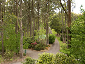 Mount Lofty Botanic Garden - Stayed