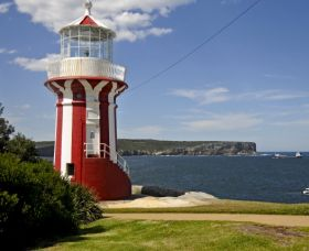 Hornby Lighthouse - Stayed
