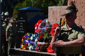 Anzac Day Charters Towers - Stayed