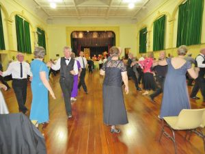 Old Style/New Vogue Dance Wallaroo - Stayed
