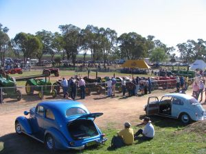 Quirindi Rural Heritage Village - Vintage Machinery and Miniature Railway Rally and Swap Meet - Stayed